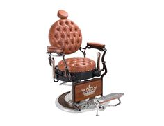 poltrona-king-II-1 Barber Chair, Barbershop, Tattoo Designs, King, Tools, Antiques, Projects, Home Decor, Sofa Chair