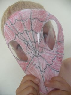 Hi! Its Jilly.: Kid-Made Superhero Masks