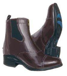 English Paddock Boot   The J. Peterman Company