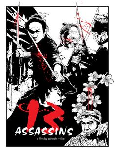 13 Assassins 1 Mission TOTAL MASSACRE