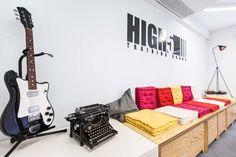 HIGH5 Training Group / mode:lina