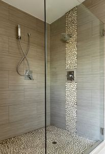 Bathroom design tips that will add value to your home when you decide to sell.