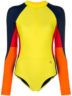 Perfect Moment Colour Block Wetsuit - Farfetch 838b8dafb