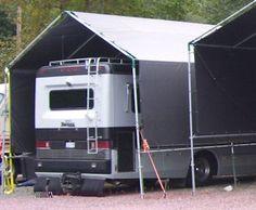 portable RV garage
