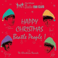 """Looking for the perfect #christmas gift?...Apple has announced the December 15th release of """"THE COMPLETE #BEATLES CHRISTMAS MESSAGES 1963-1969"""".This is the first official commercial release of these classics. PLUS: Each one will be a different color 7"""" vinyl disc,with original Picture Sleeve that was previously only available to its fan club members (in the U.K.) AVAILABLE HERE:https://www.amazon.com/gp/product/B077181T6W?ie=UTF8&tag=bm05b-20&camp=1789&linkCode=xm2&creativeASIN=B077181T6W"""