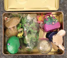 Playdough surprise box