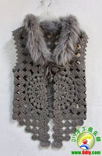 Interesting vest | From grandmother's trunk (inspiration)