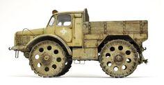 Risultati immagini per sci fi war truck