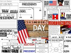 Get ahead for this year's election in your classroom! Students will love learning and connecting their ideas to this text.