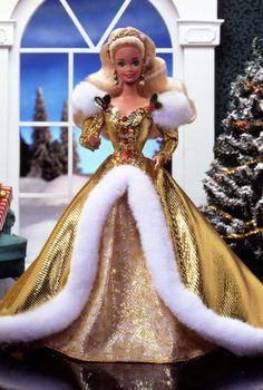 1994 Happy Holidays Barbie Special Edition
