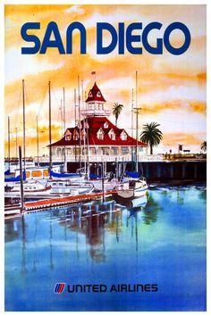 San Diego, Kalifornien / California - Vereinigte Staaten von Amerika / United States of America / USA