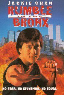 红番区 (1995) - 唐季礼 / 唐季禮 Terremoto nel Bronx - Stanley Tong. Rumble in the Bronx. (Hong Kong).