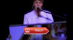 Lady Madonna Paul McCartney 717 Tinley Park IL Night
