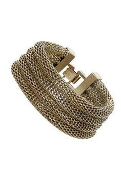 Mesh Chain Bracelet - StyleSays