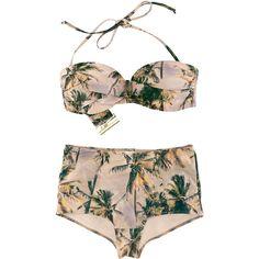 H Bikini found on Polyvore