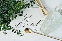 Die schönsten Ideen für Drinks auf eurer Hochzeit