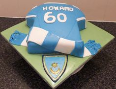 Portsmouth Football Shirt Dad Birthday, Birthday Cake, Portsmouth, Football Shirts, Dads, Sugar, Drink, Baking, Desserts