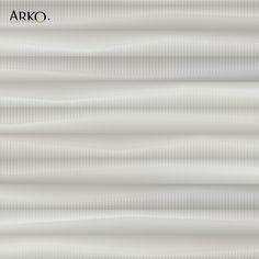 """Serie Zurich - Colección Capital - Monocolor Brillante - Color Grey - 30 x 90 cm · 11 13/16 x 35 3/8"""""""