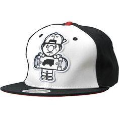 TRUKFIT  Trukfit Tommy Trukfit Black Snapback Hat