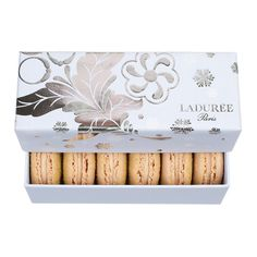 Ladurée | Vogue ❤ liked on Polyvore featuring food, fillers, food and drink, misc and oggetti