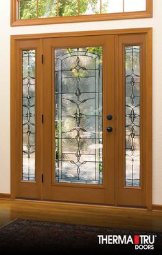 Products doors and style on pinterest for Mahogany door skin