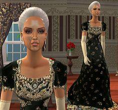 Mod The Sims - Belle Epoque - Part 3a - Eveningwear