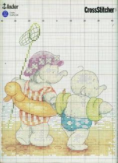 Cross Stitcher 136 июль 2003