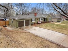 (Heartland MLS) For Sale: 3 bed, 1.5 bath house located at 9919 Mercier St, Kansas City, MO 64114 on sale now for $230,000. MLS# 2036158. Charming updated Ranch in established neighborhood. Gorgeous hardwood floor...