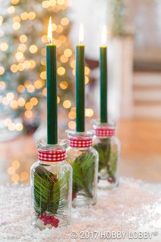 This Christmas, give your home all the holly-jolly feels with simple holiday-inspired updates!