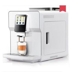 Coffee Maker Commercial Fancy Cappuccino