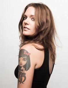 "032 Tove Lo - Ebba Tove Elsa Nilsson Swedish Singer 14""x18"" Poster"