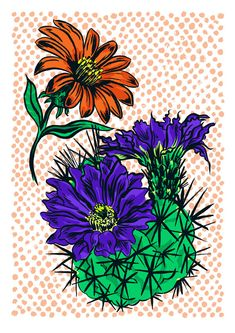 A personal favourite from my Etsy shop https://www.etsy.com/uk/listing/565784458/flora-botanica-giclee-print