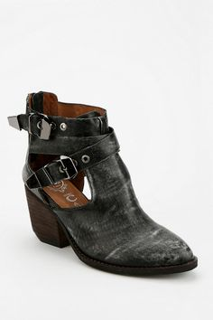Jeffrey Campbell Everwell Cutout Ankle Boot