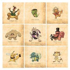 9 U.S. Presidents if They Were Pokémon