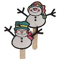 Kids will enjoy making these cheery Snowman Puppets from our free printables. Puppets are fun to make and provide hours of creative playtime for kids. Preschool Christmas Crafts, Winter Crafts For Kids, Snowman Crafts, Kindergarten Christmas, Winter Ideas, Christmas Activities, Holiday Ideas, January Crafts, Sunday School Kids