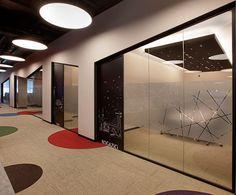 Fun Open Office: eBay   GittiGidiyor in Istanbul by OSO Architecture