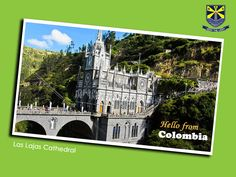 Colombia is situated in the northwest of South America, bordered to the northwest by Panama; to the east by Venezuela and Brazil; to the south by Ecuador   Country: Colombia Capital: Bogotá Currency: Colombian peso Population: 48.32 million (2013) World Bank Official language: Spanish