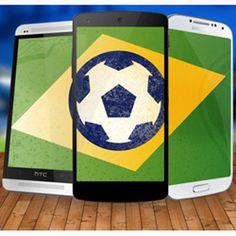 El #MundialdeBrasil ha cambiado la #TV por el #movil Vía @MkDirecto