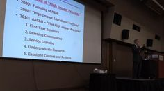 Dee Fink Keynote Presentation: 5 High-Impact Teaching Practices - Learning for Design Conference 2015 on Vimeo