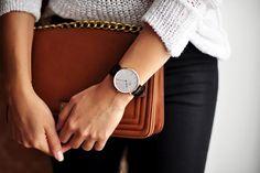 身に着けるだけでお洒落になれる♡ダニエル ウェリントン腕時計♡の15枚目の写真
