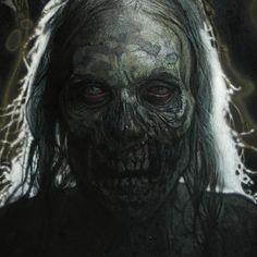 Walking Dead - Drew Struzan