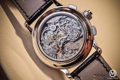 Patek Philippe Ref 5370 Split-Seconds Chronograph -  3