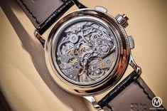 Patek Philippe Ref 5370 Split-Seconds Chronograph -  3