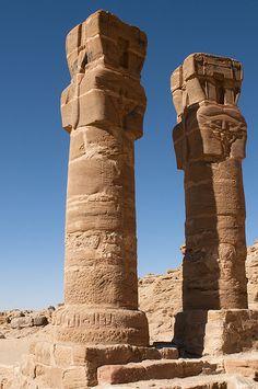 Jebel Barkal, Sudan   Flickr - Photo Sharing!