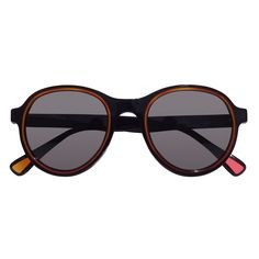 Christian Roth - 2014 Sunglasses - Cortina - in Black with Brown Touch