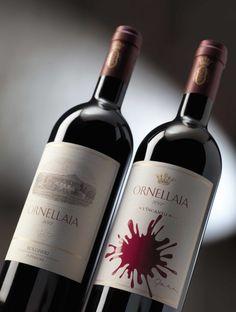 L'Incanto, Ornellaia Jahrgang 2012 - Fine Art of Living Just Wine, Wine And Liquor, Wine Drinks, Wine Design, Bottle Design, Bourbon, Whisky, Pouring Wine, Der Handel