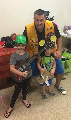 Pearland #LionsClub holds Halloween event for children of a foster home