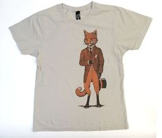 Dapper Fox T-Shirt