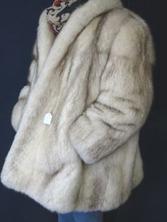 Vintage furs-an example sold at BourneEndAuctionRooms