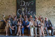 Rustic Marquee Wedding In The South West At Court Farm Near Bath With Bride In Charlie Brear Gown From The Decades Collection And Groom In Navy Reiss Suit